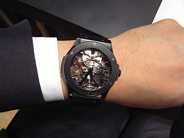 size 40 cb26b 4f5e7 ウブロ 2013年新作時計 クラシック・フュージョン45mm ...