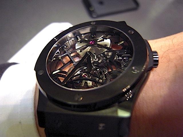 size 40 3b418 289a1 ウブロ 2013年新作時計 クラシック・フュージョン45mm ...